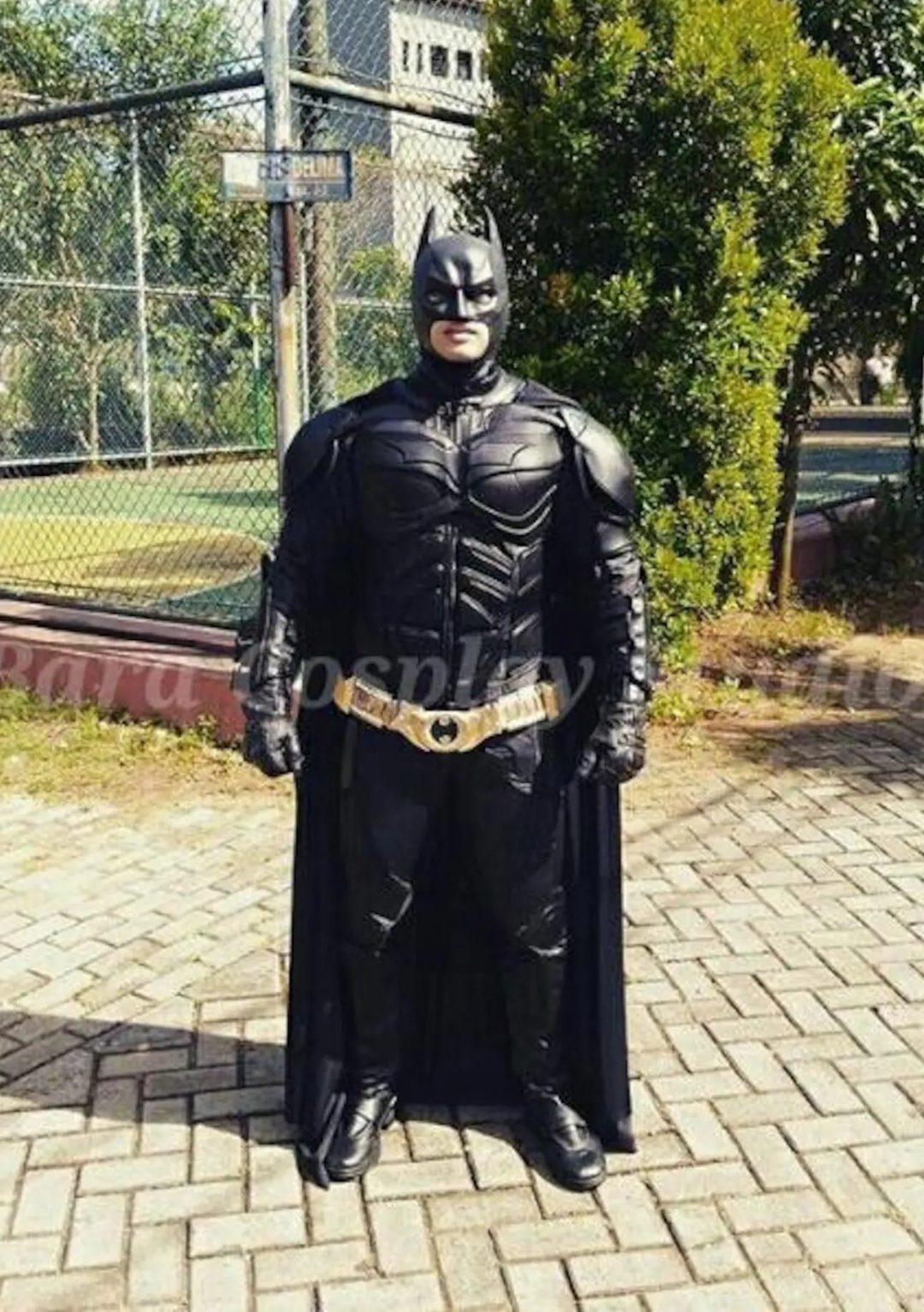 Batman Halloween costume for men