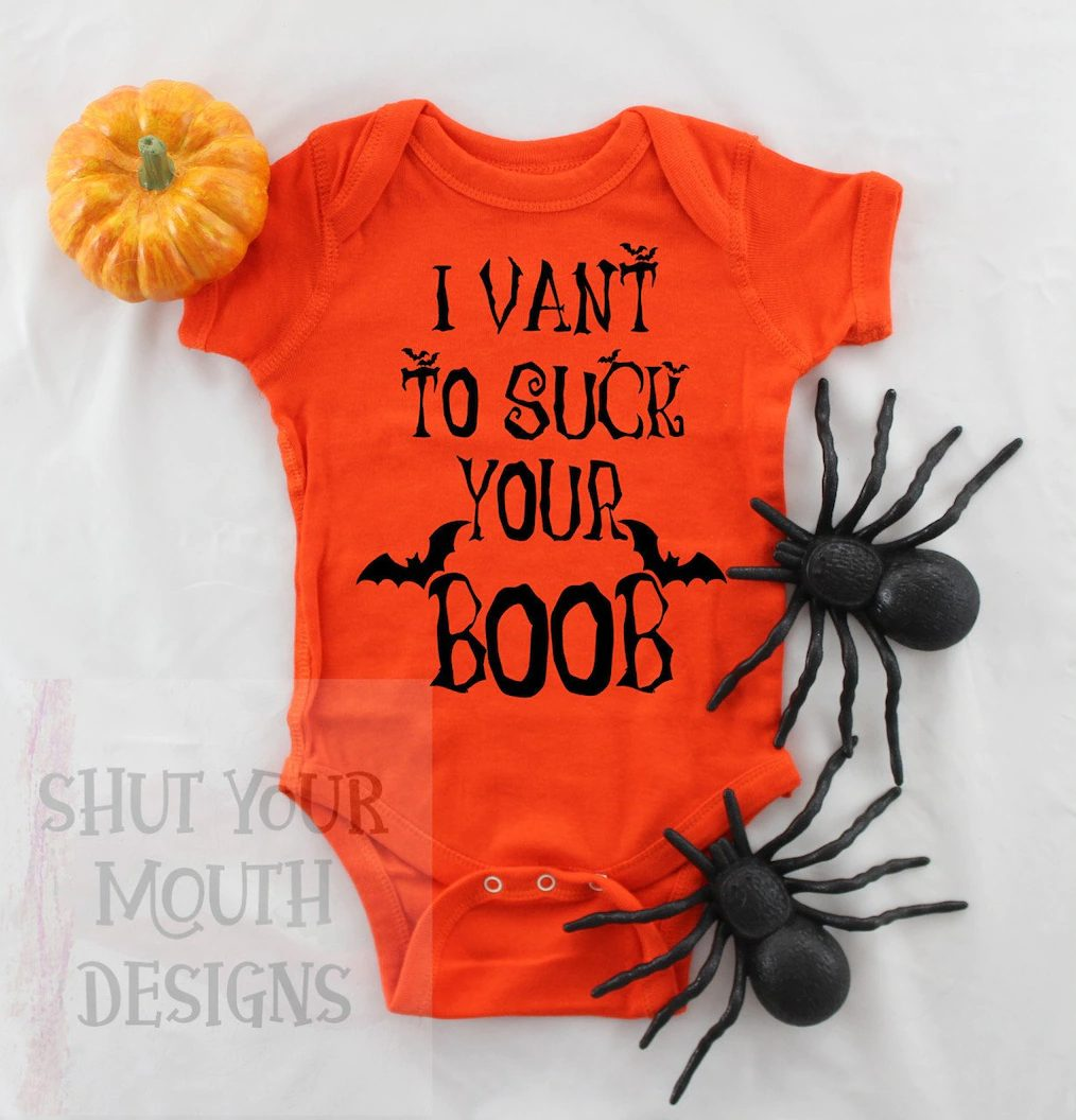 Funny Halloween costume for newborns