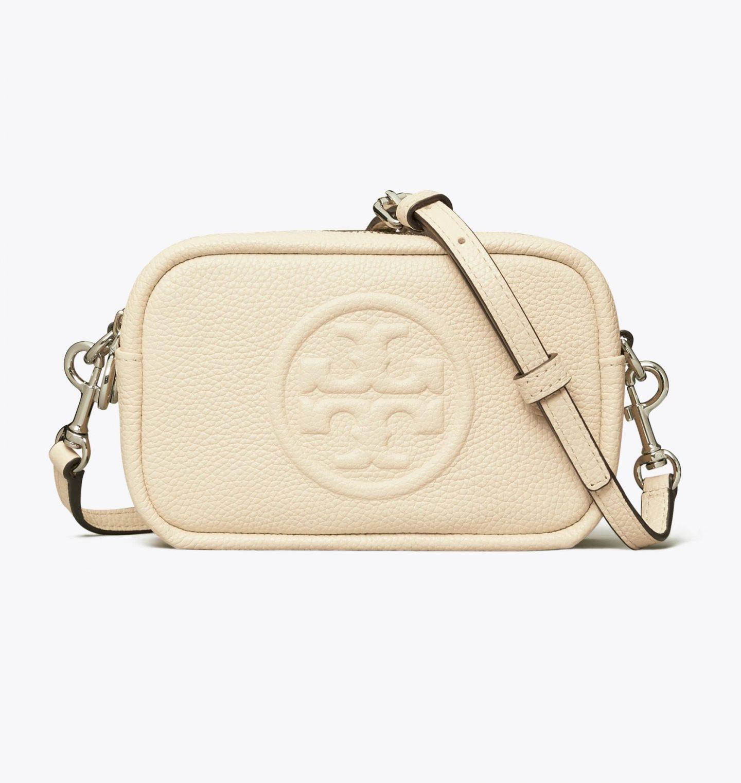 Tory Burch Leather Crossbody Bag for best minimalist purses