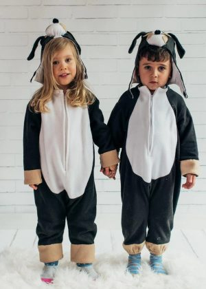 25 Clever And Easy Sibling Halloween Costumes To Check Out