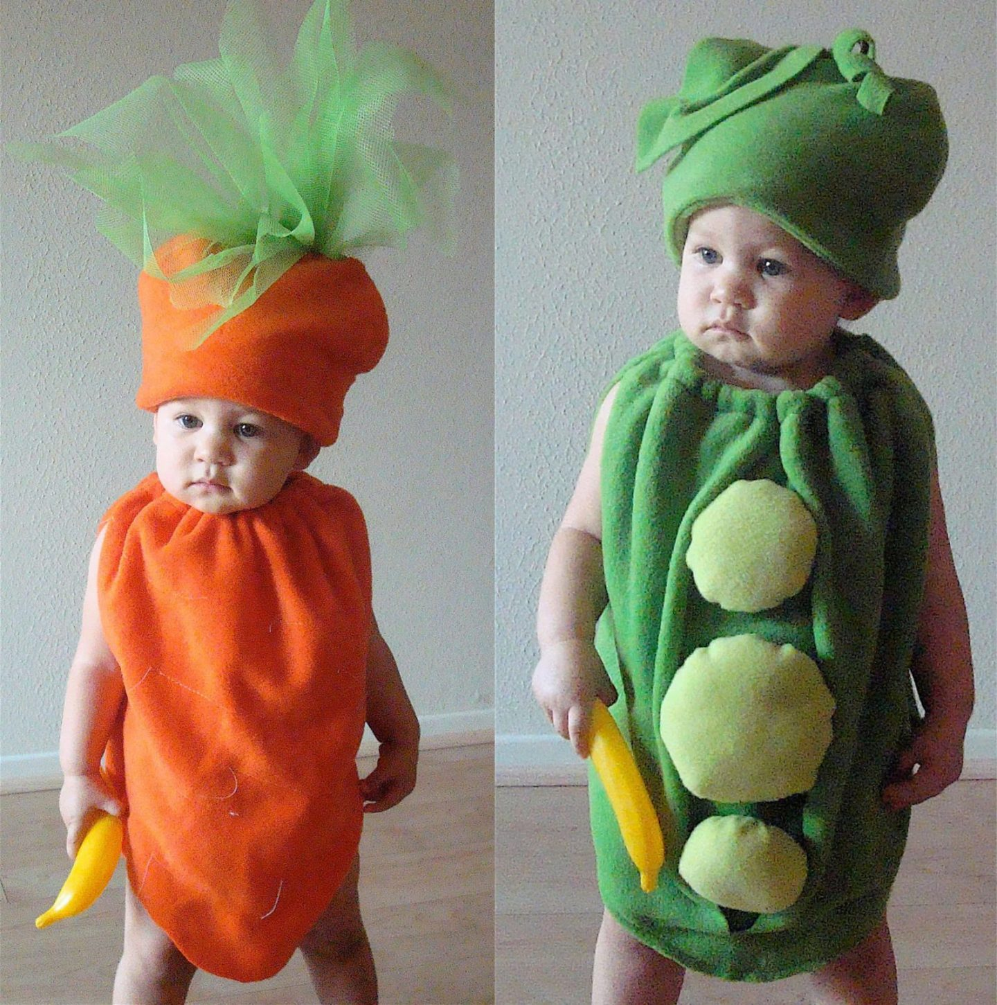Cute and funny Halloween costumes for siblings