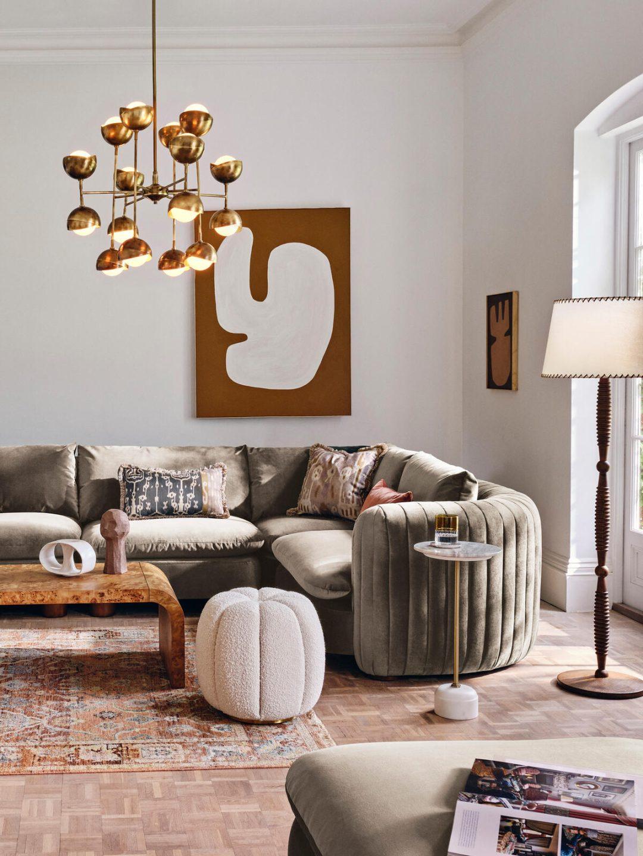 The best modern furniture stores like Crate & Barrel: Soho Home