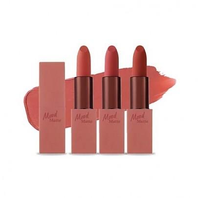 Etude House Mood Matte Lipstick for best Korean lipsticks