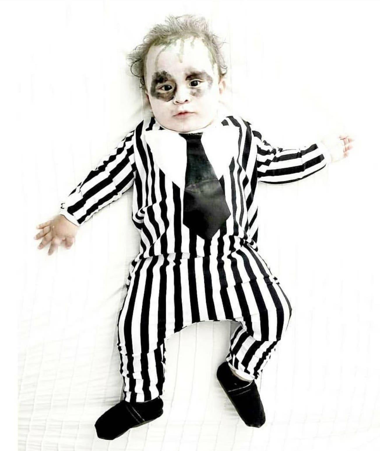 Beetlejuice costume for kids
