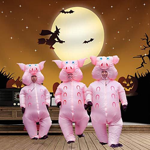 three little pigs trio Halloween costume