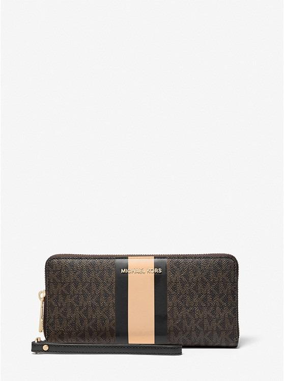 Michael Kors zip-around wallet