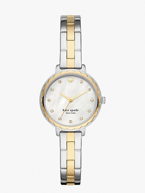 Kate Spade stainless steel watch