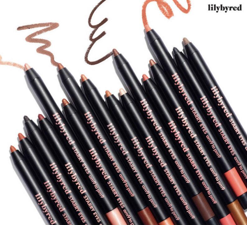 Lilybyred Starry Eyes AM9 To PM9 Slim Gel Eyeliner for best korean eyeliner